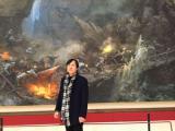 """【世界看中国】油画名家徐忠迪——抗疫""""环"""
